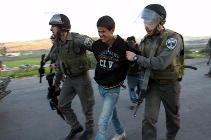 """الاحتلال اعتقل 57 طفلاً في """"عوفر"""" خلال شهر"""