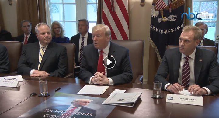 فضيحة جديدة بالبيت الأبيض.. تسريب جدول أعمال ترامب