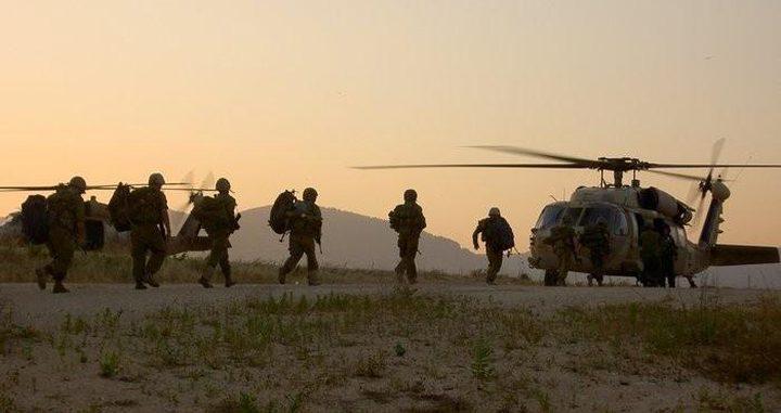 """""""معاريف"""": الاحتلال ينهي تدريبات تحاكي حربا شاملة ضد حزب الله"""