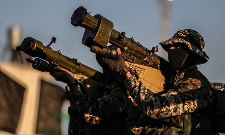 الجهاد الإسلامي:الاحتلال يتحمل تداعيات استهداف مسيرات العودة