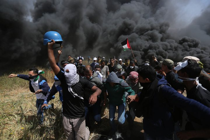 شهيدان وعدد من الاصابات برصاص الاحتلال شرق قطاع غزة
