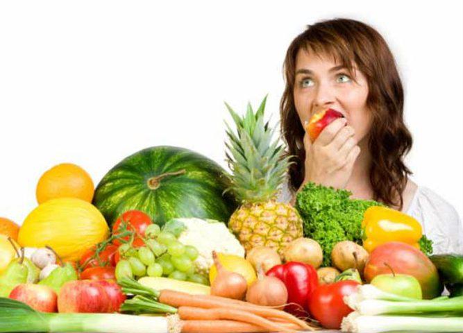 تناول الفواكه والخضروات بكثرة يحسن صحتك العقلية