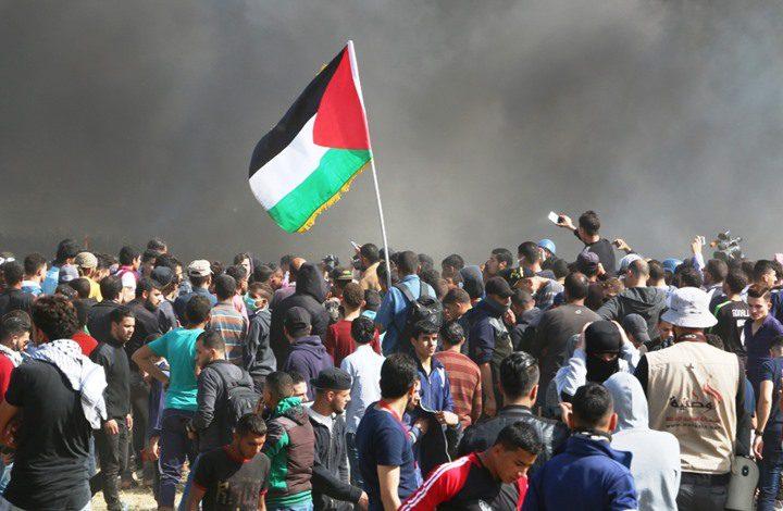"""جمعة جديدة لمسيرات العودة بعنوان"""" لن نساوم على كسر الحصار"""