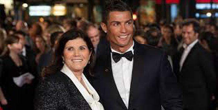 رونالدو يتلقى خبر  عودة السرطان لأمه بعد أيام من عيد ميلاده