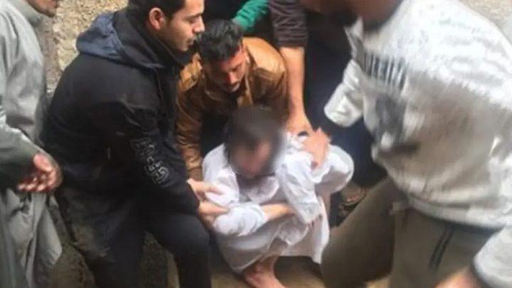 """فيديو """"مرعب"""" للمنزل الذي حبس فيه شاب مصري مريض 10 سنوات!"""
