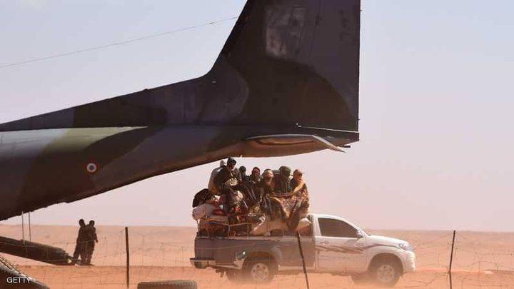 الجيش التشادي يأسر 250 إرهابيا تسللوا من ليبيا