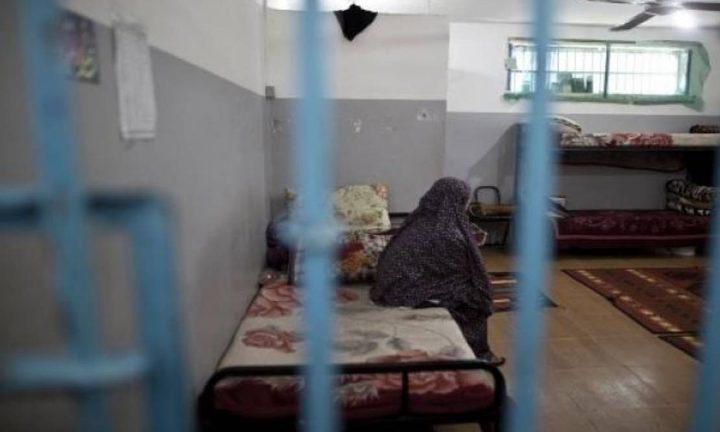 إطلاق حملة تضامنية لإنهاء الاعتقال الإداري للأسيرات