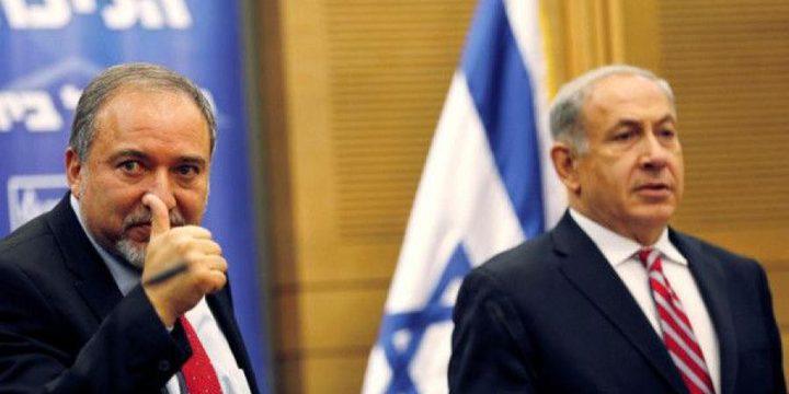 ليبرمان: نتنياهو سيتنحى مقابل عدم محاكمته