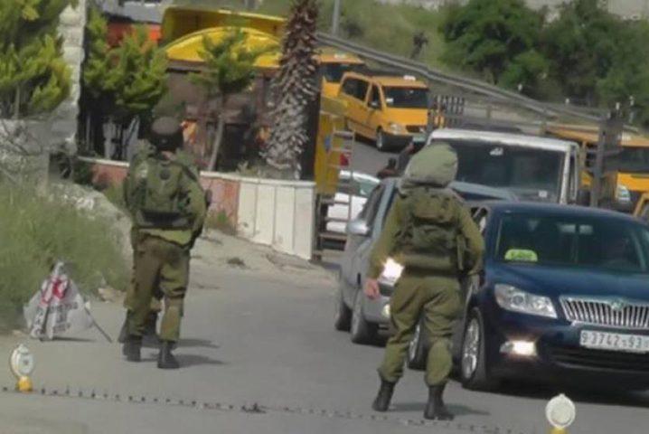 """الاحتلال يمنع معلمات من الوصول إلى مدرسة """"بيت إكسا"""""""