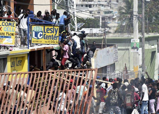 يوم جديد من التظاهرات ضد السلطة في هايتي