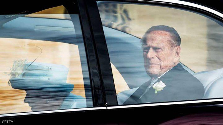 بعد الحادث المروع.. زوج ملكة بريطانيا يتخلى عن رخصة القيادة