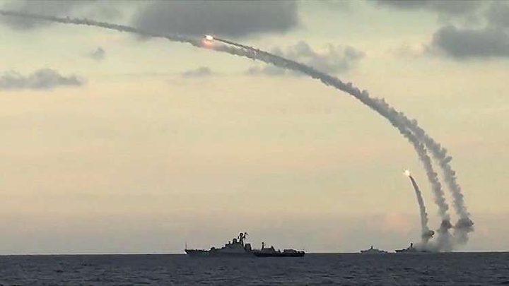 """روسيا تعيد برمجة صواريخ """"كاليبر"""""""