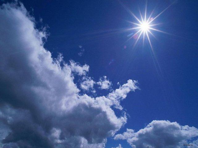 حالة الطقس: ارتفاع على درجات الحرارة