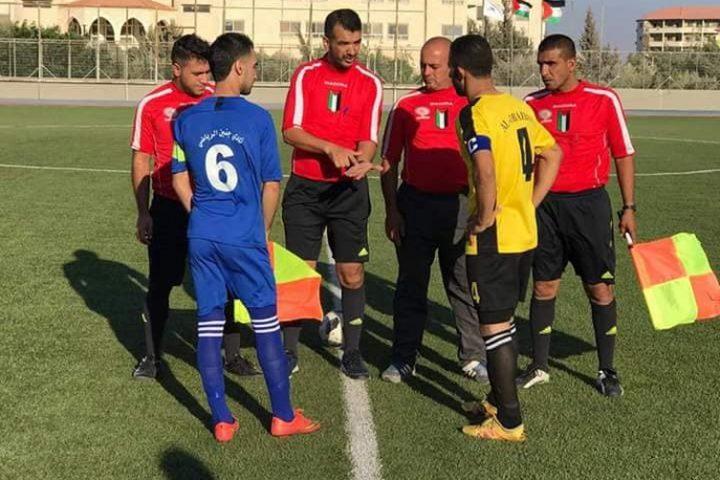 """"""" العيسوية"""" إلى دور الـ 16 من كأس فلسطين بعد فوزه على السموع"""