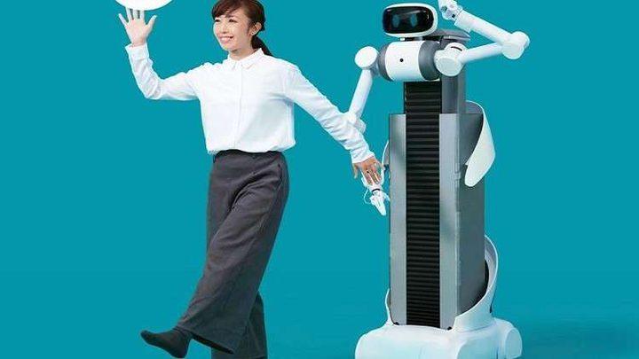 """تقنية يابانية تحل مكان """"ربات البيوت""""! (فيديو)"""