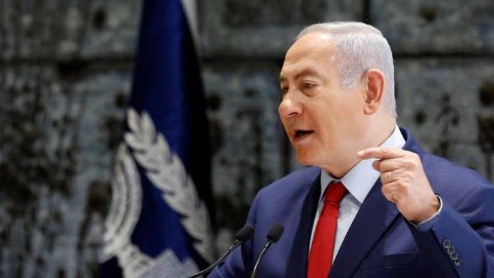 نتنياهو يهدد بابادة إيران