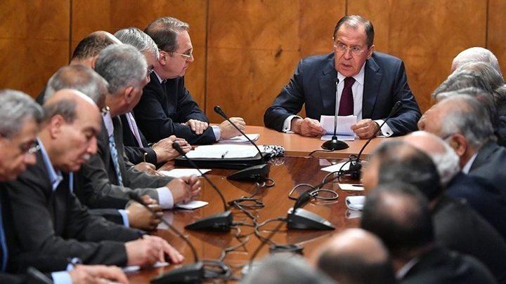 إعلان موسكو يؤكد وحدة شعبنا إزاء القضايا الجوهرية
