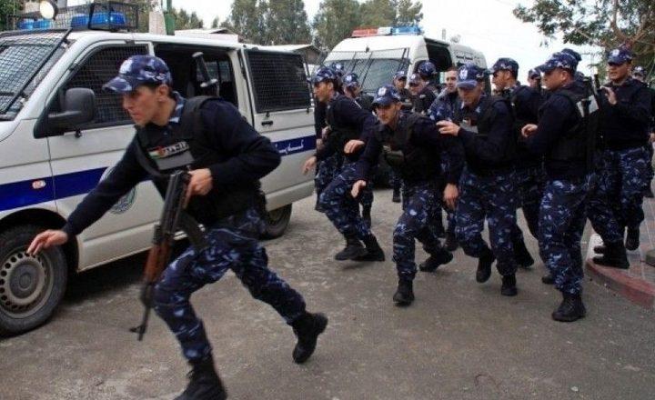 شرطة بيت لحم تقبض على هارب من العدالة