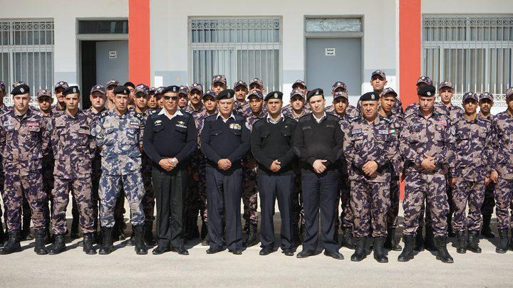 الدفاع المدني يحتفل بتخريج 35 منتسبا جديدا