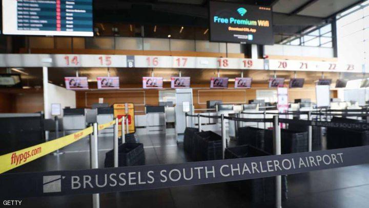 إضراب يلغي جميع الرحلات الجوية في بلجيكا