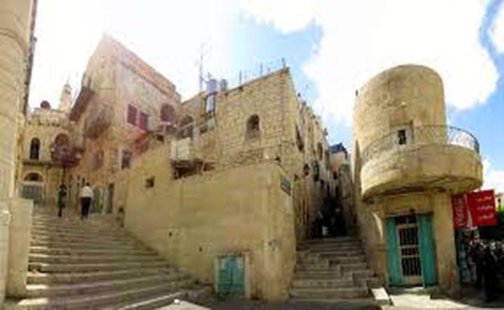 اتفاق فلسطين روسي على تمديدفترة تنفيذ ترميم المركز التاريخي