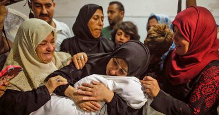 الاحتلال يستهدف الأطفال على حدود غزة ويقتلهم بدم بارد
