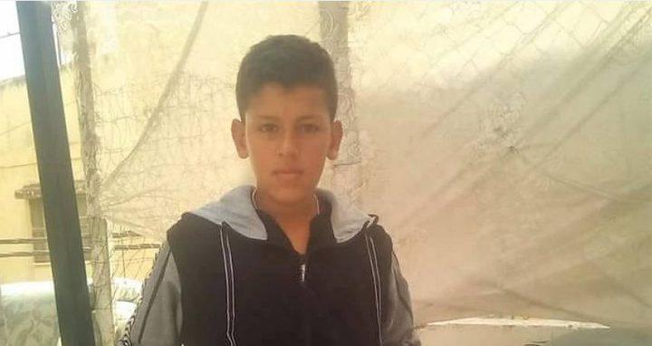 الاحتلال يؤجل محاكمة الطفل نادر حجازي