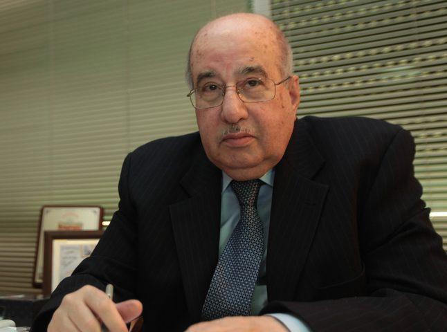 الزعنون يستقبل السفير الايراني لدى الأردن