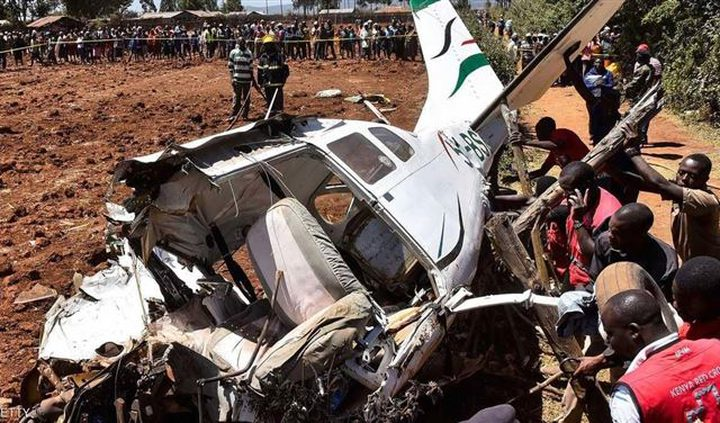 """لبنانيّة وابنها من ضحايا """"طائرة كينيا"""""""