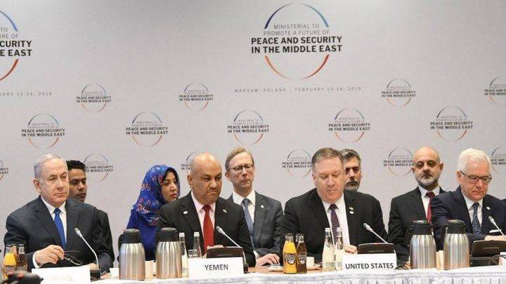 وزير الخارجية اليمني يُعير مكبر الصوت الخاص به لنتنياهو
