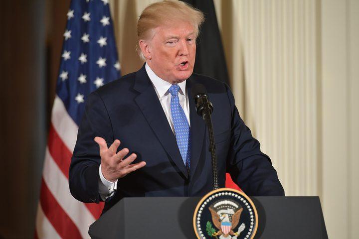 ترامب: لدينا إعلان مهم بشأن سوريا خلال 24 ساعة