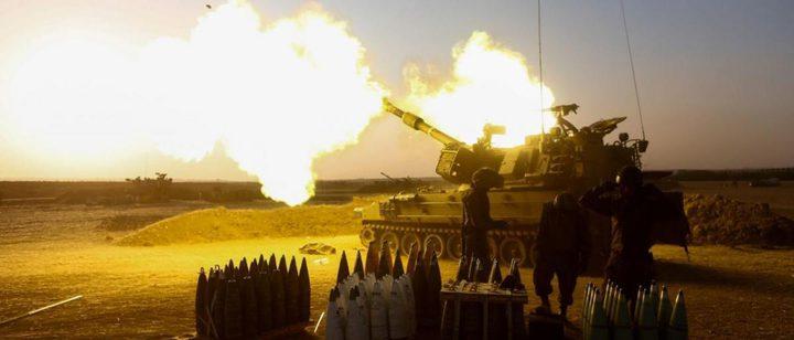 هآرتس: قوات الاحتلال حذرة جدا من التوجه الى حرب برية في غزة