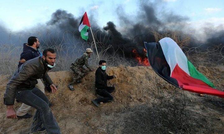 غزة تستعد لمسيرات العودة والاحتلال يهدد بالتصعيد