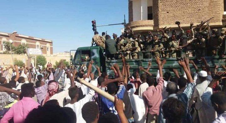 ارتفاع عدد قتلى الاحتجاجات في السودان