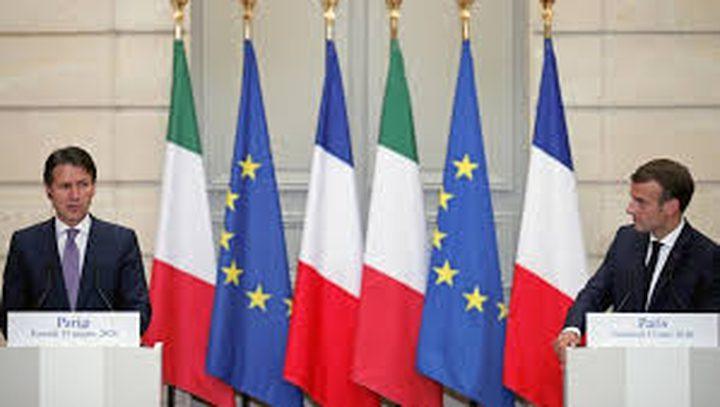 سفير فرنسا يعود إلى روما