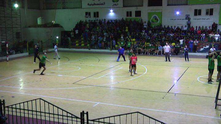 شباب جباليا يخسر أولى لقاءاته في بطولة الأندية العربية
