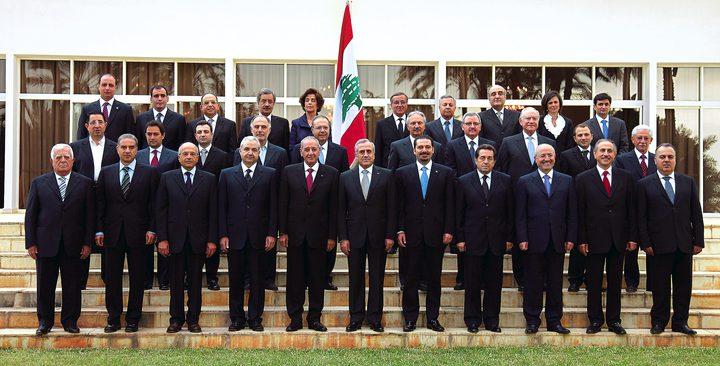 البرلمان اللبناني يمنح الثقة لحكومة الحريري بموافقة 111نائبا