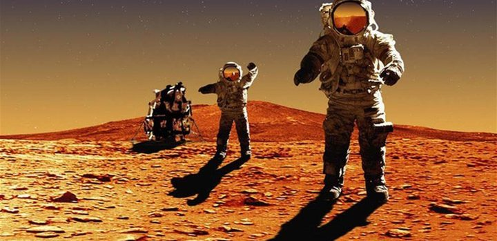 قريبًا.. بدء برنامج استعمار المريخ والرحلات متاحة للجميع