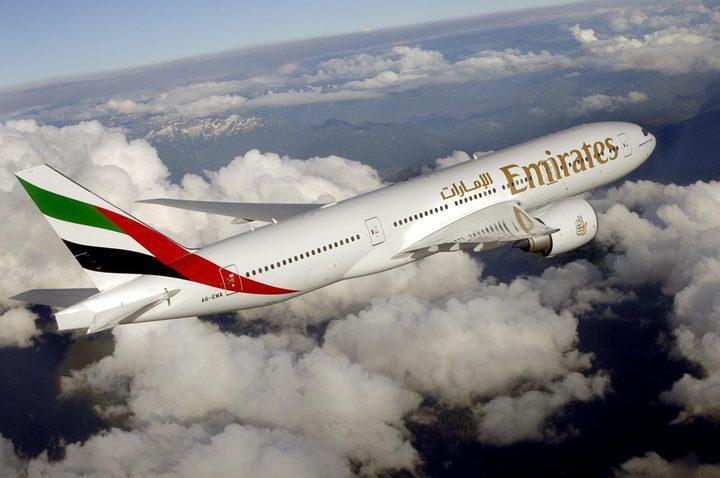 """""""طيران الإمارات"""" تبرم صفقة لشراء 70 طائرة """"إيرباص"""""""