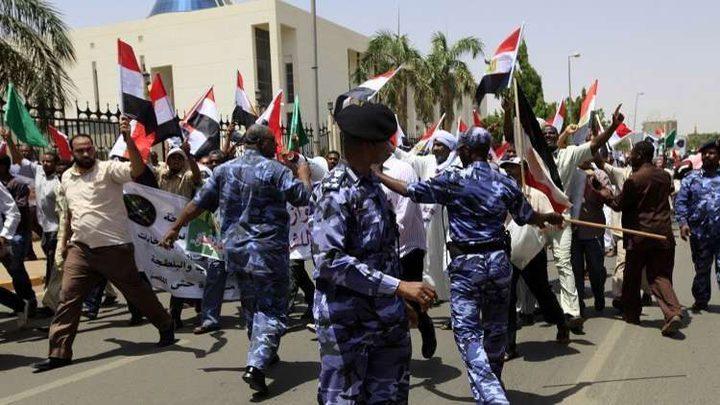 وفاة شرطي سوداني إثر استمرار التظاهرات