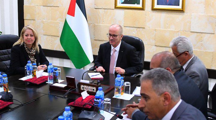 الحمد الله: قانون خصم المقاصة سرقة للمال العام الفلسطيني