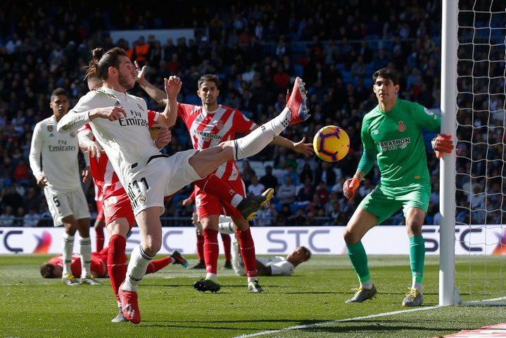 """ريال مدريد يسقط على ملعبه ويتلقى الهزيمة السابعة في """"الليغا"""""""