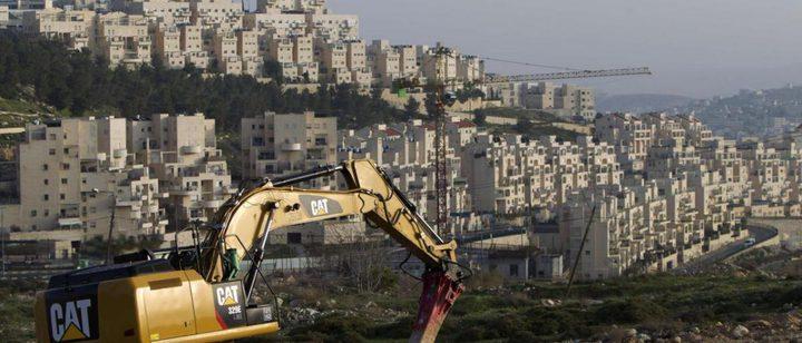 التصعيد الاستيطاني الاستعماري يهدد مكونات دولة فلسطين وأسسها