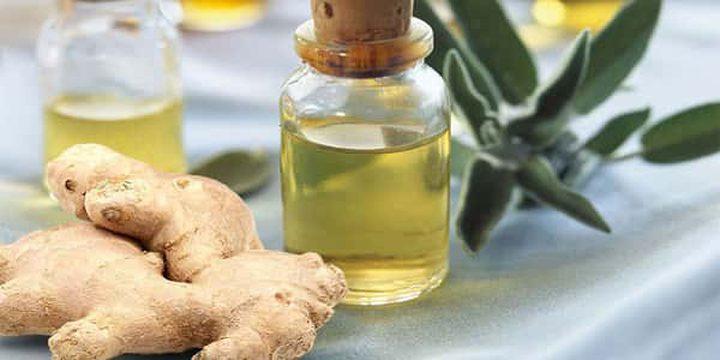 الزنجبيل وزيت الزيتون مسكن طبيعي لألم العضلات