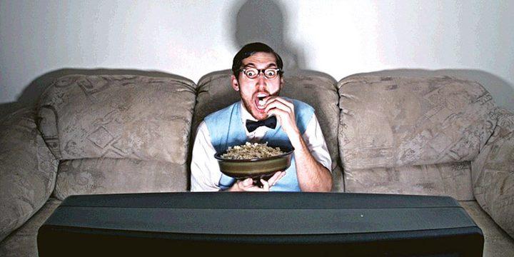 ما هو الخطر القاتل المرتبط بمشاهدة التلفاز ؟