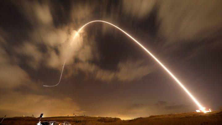 الإحتلال يزعم إطلاق صاروخ من جنوب قطاع غزة