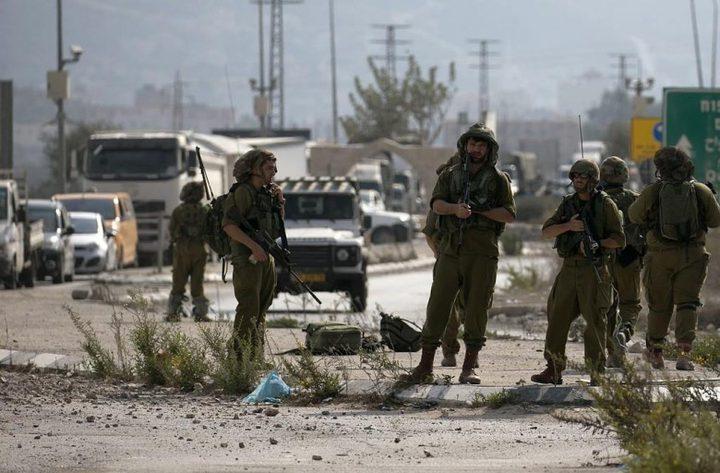 الاحتلال يغلق شوارع في القدس المحتلة