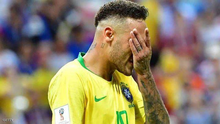 ضربة جديدة لنيمار.. جماهير السامبا تخذل أغلى لاعب في العالم