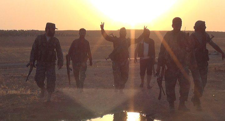 قوات سوريا الديمقراطية تدعو لبقاء 1500من قوات التحالف بسوريا