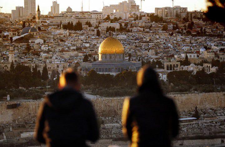 تحرك أردني فلسطيني استباقيلمواجهة التحديات من بوابة القدس